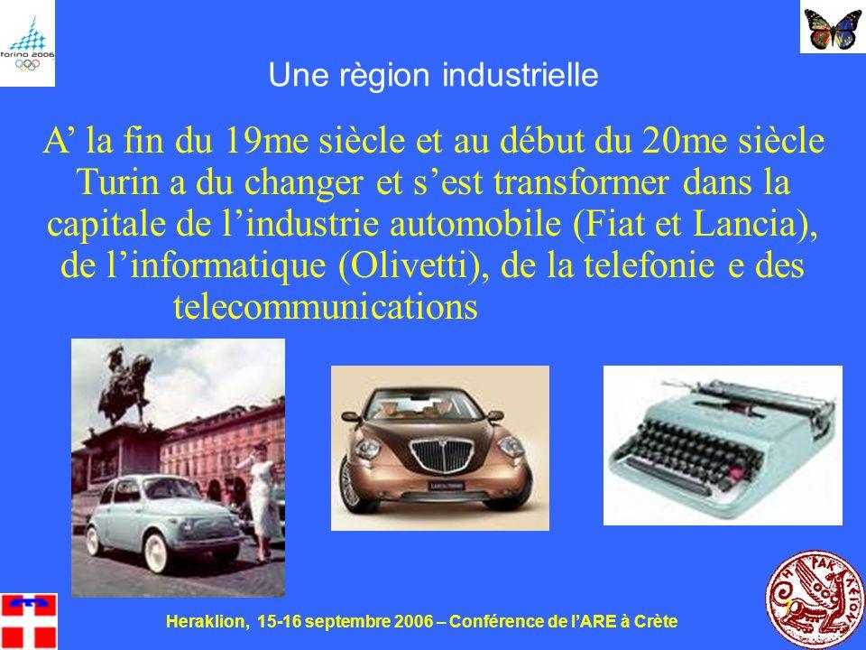 Heraklion, 15-16 septembre 2006 – Conférence de lARE à Crète 28 Où se trouvent les INFO sur les produits piémontais et les politiques agricoles et de développement rural de la Region Piémont http://www.regione.piemonte.it