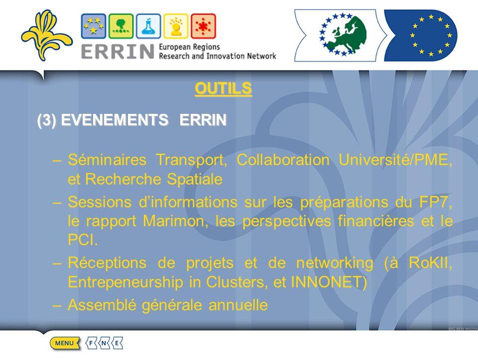 LISBON STRATEGY Future politique de cohésion 2007-2013 Juillet 2004 COM 7ème PCDR PCI Programmes spécifiques BEI + FEI Conseil de lUE Perspectives financières 2007-2013 PRES UK déc.