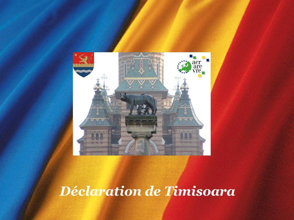 Déclaration de Timisoara