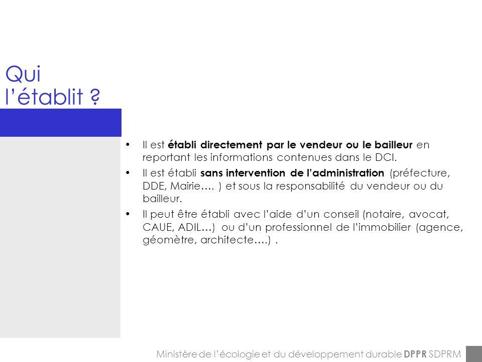 ENPC-7&8-12-2005 Qui létablit .