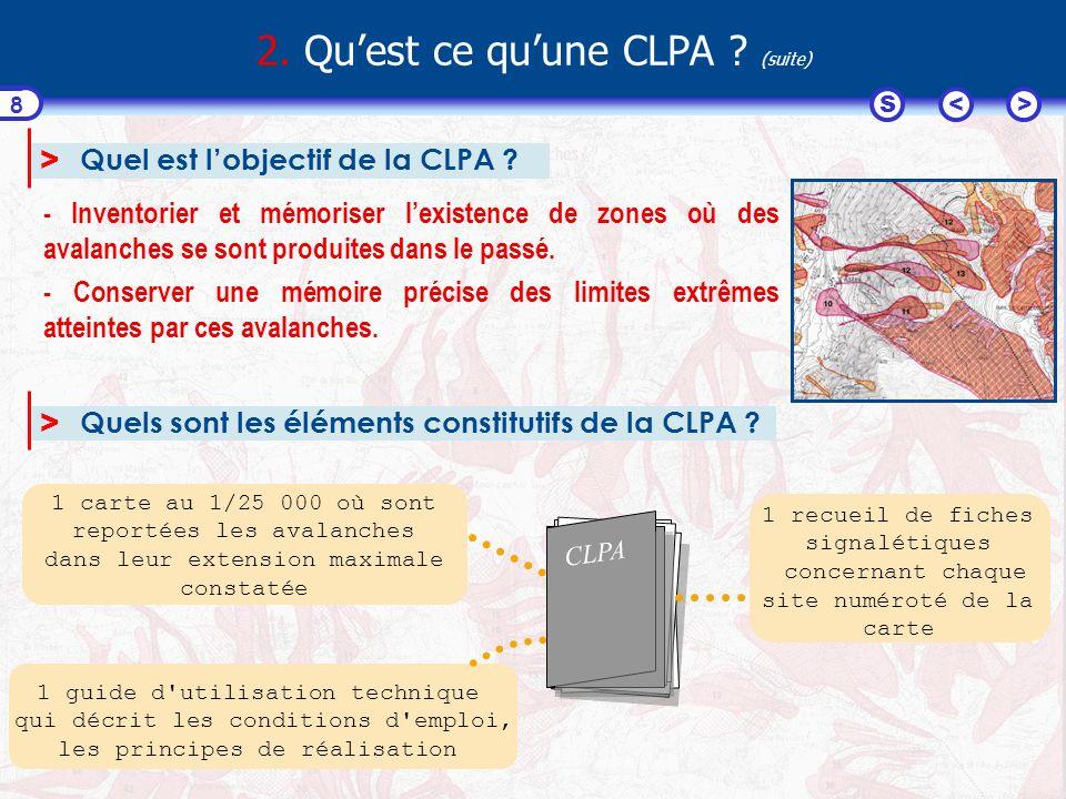 <>S 9 La CLPA est un document informatif, détude Tribunal correctionnel dAlbertville 26/01/1998.