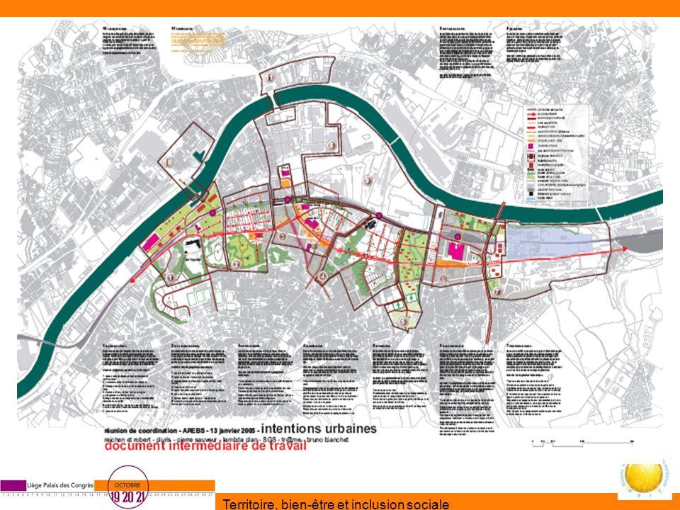 Apports croisés Complexité temporelle des projets de ville : Phasage Cohérence Actions structurantes Actions symboliques