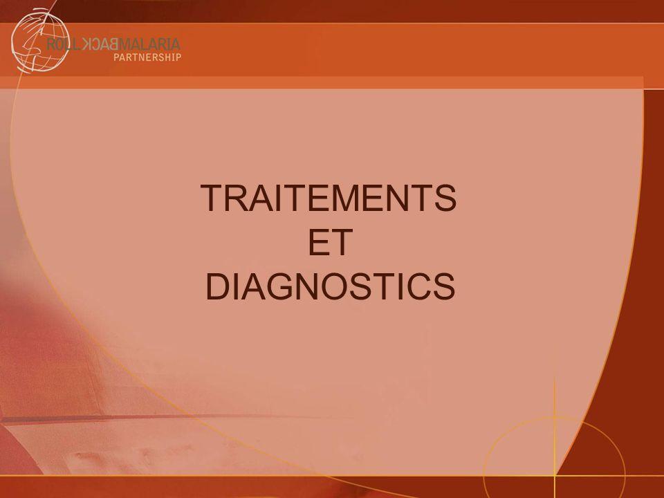 TRAITEMENTS ET DIAGNOSTICS