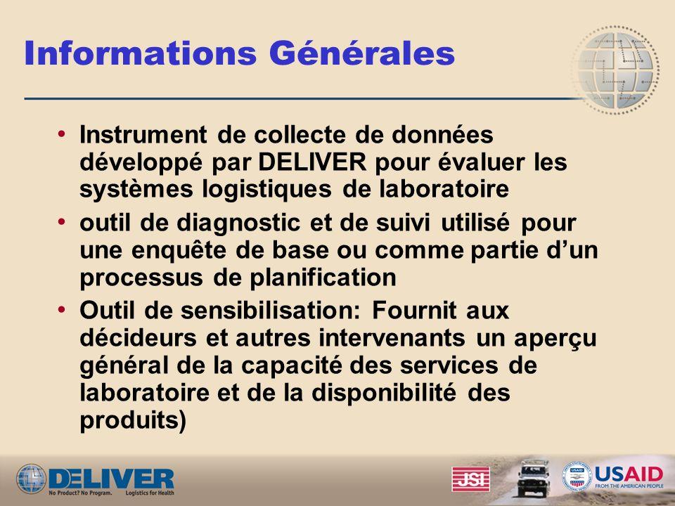 OUTIL DEVALUATION DES SERVICES DE LABORATOIRE (ATLAS)