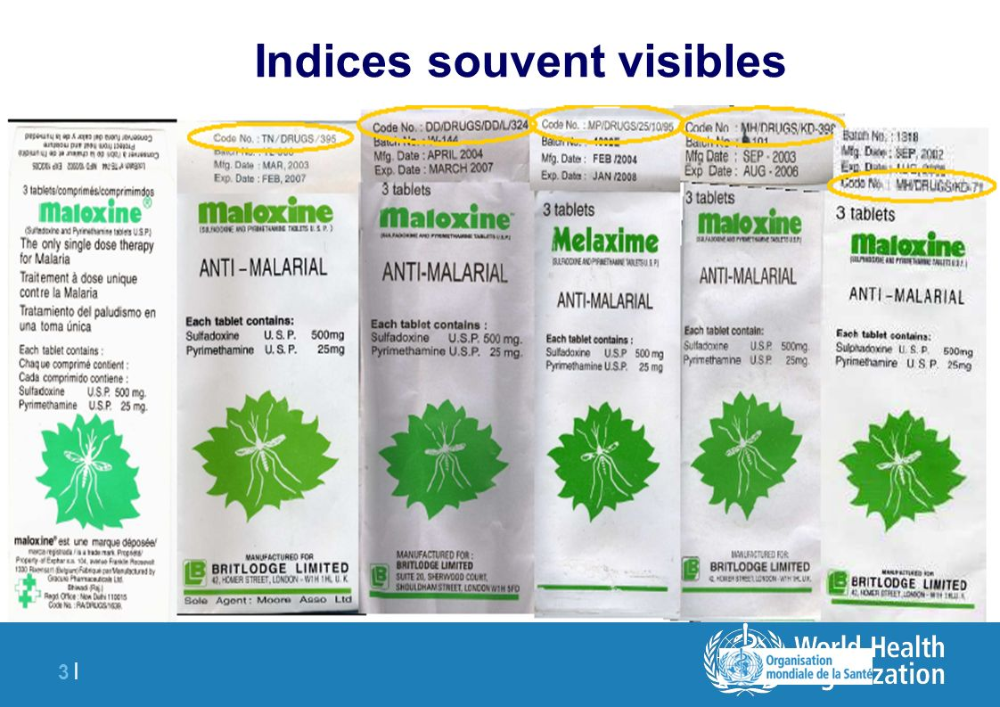 3 |3 | Indices souvent visibles