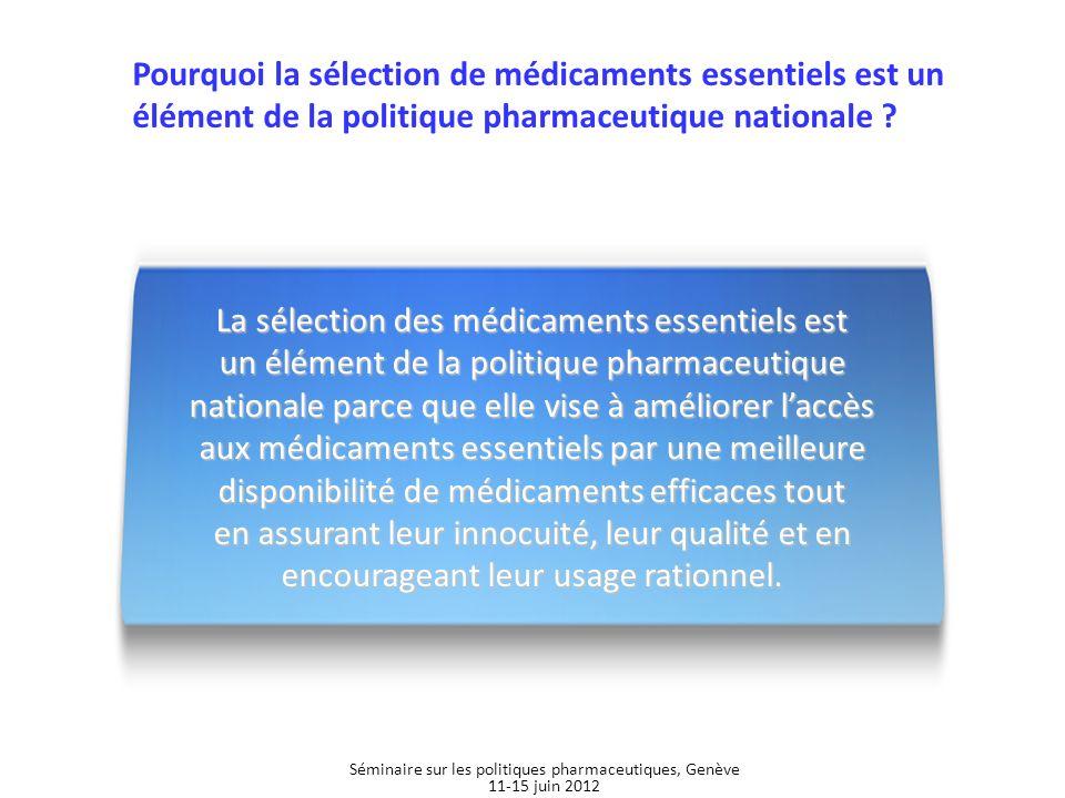 Que faut-il faire alors pour améliorer laccès aux médicaments essentiels et donc favoriser une équité dans les soins .