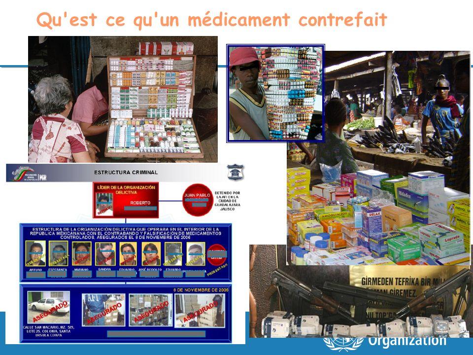 Genève TBS Avril 2009 A.TOUMI 6 |6 | Qu'est ce qu'un médicament contrefait