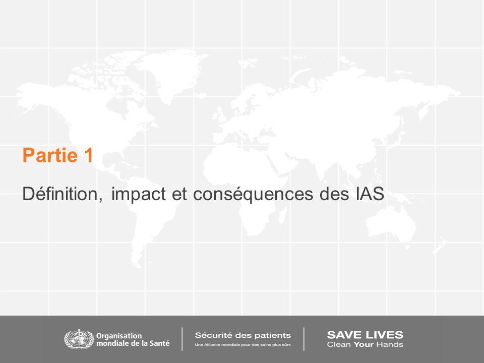 Partie 1 Définition, impact et conséquences des IAS