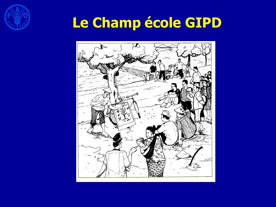 Le Champ école GIPD