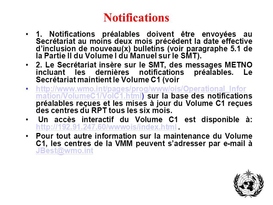 Notifications 1.