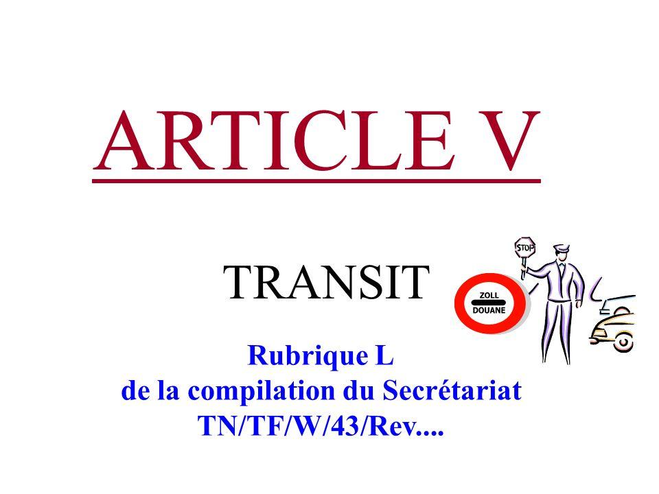 F à K Redevances et formalités F.Redevances et impositions se rapportant à l'importation et à l'exportation G.Mainlevée et dédouanement des marchandis