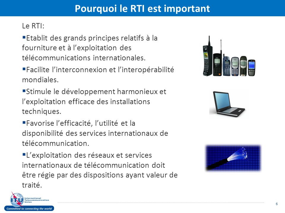 La CMTI-12 offrira de grandes possibilités de renforcer la coopération entre les pays.
