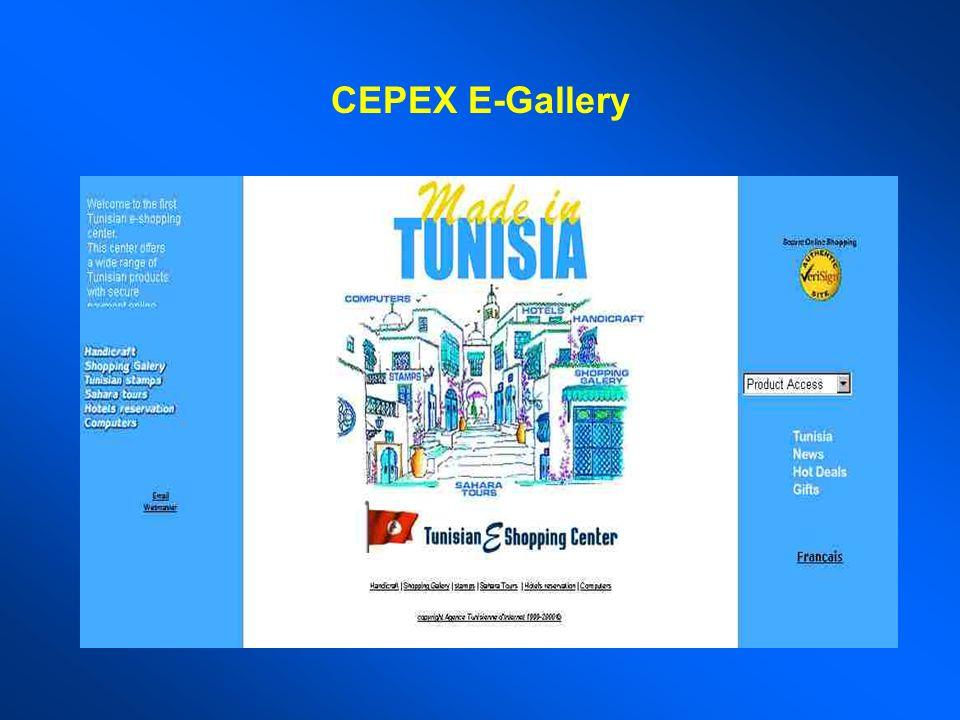 CEPEX E-Gallery