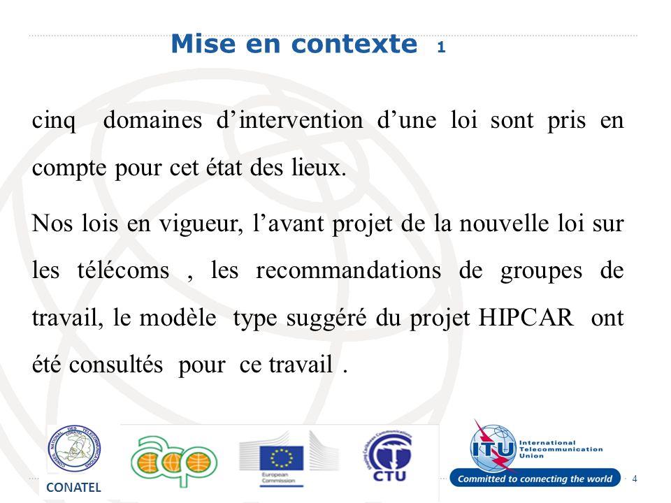 5 Mise en contexte 2 Les définitions.Les Infractions.