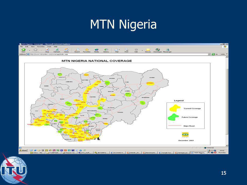 15 MTN Nigeria