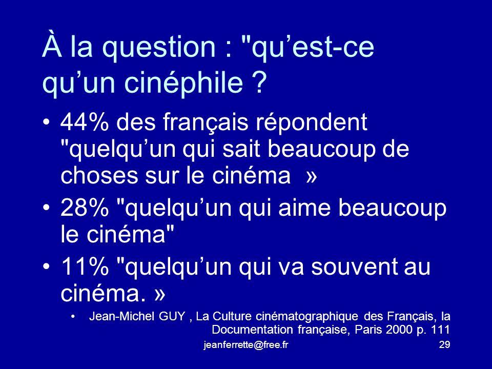 jeanferrette@free.fr28 Quelle est la conséquence.