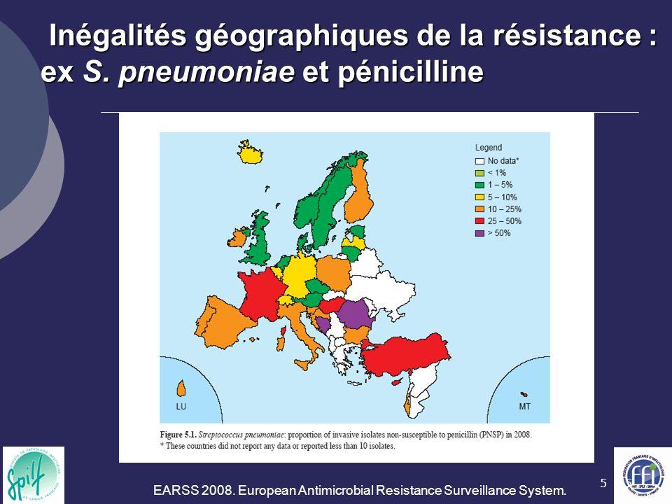 16 III- Impact écologique de la prescription des antibiotiques 1- Risque écologique individuel 2- Risque écologique collectif