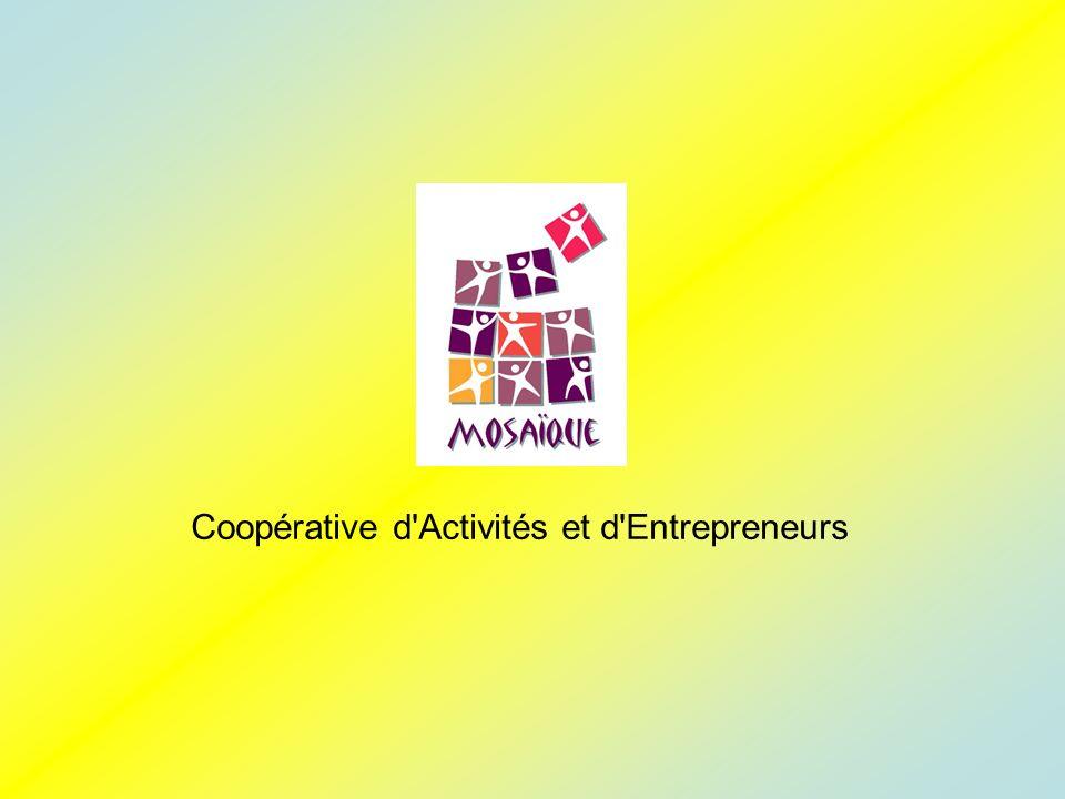 Coopérative d Activités et d Entrepreneurs