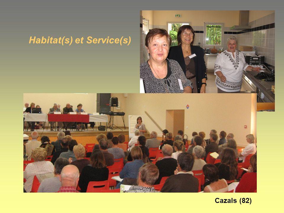Habitat(s) et Service(s) Cazals (82)