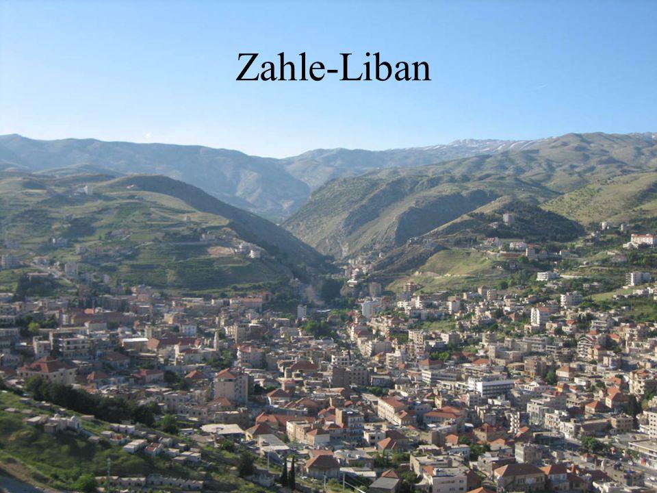 Zahle-Liban