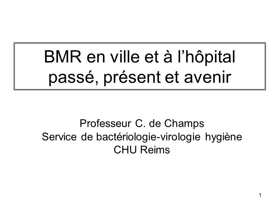 2Pr C. de Champs CHU Reims