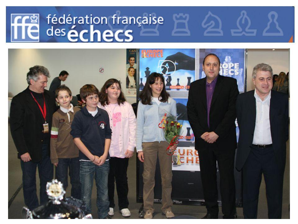 Maxi tournoi scolaire d Échecs : 344 scolaires dans le Jura