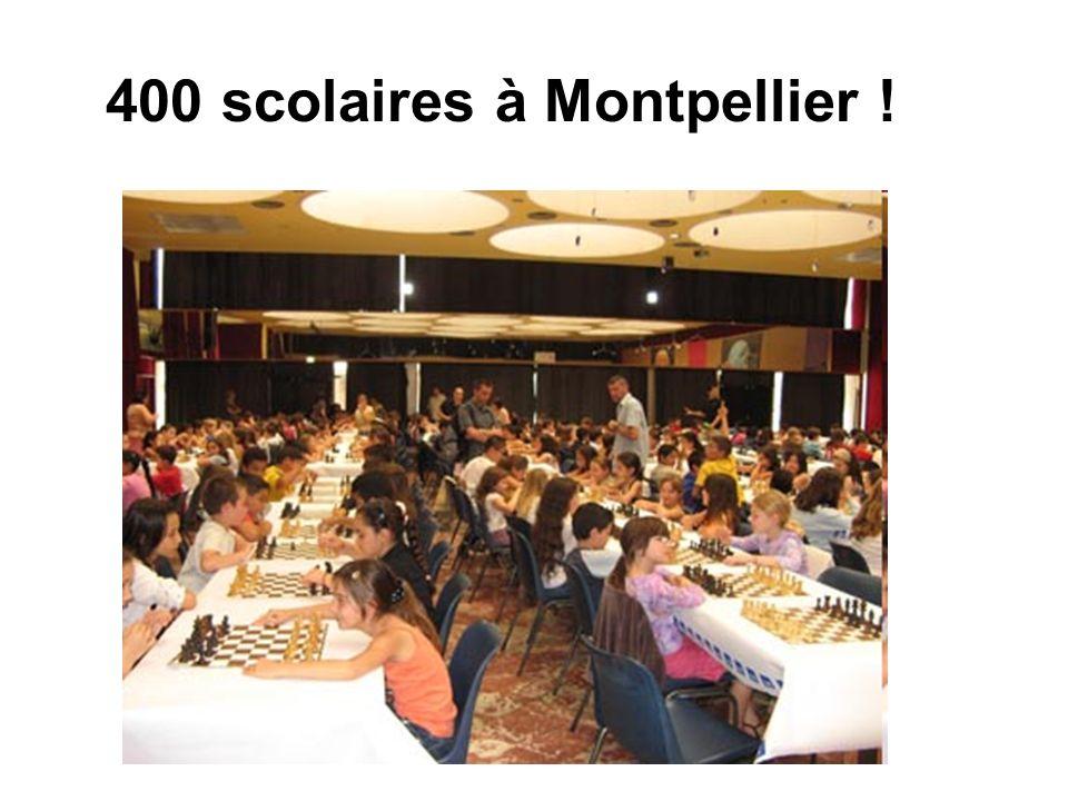 Grand Rassemblement scolaire à la salle des Rencontres de Montpellier : 9 classes et 15 écoles