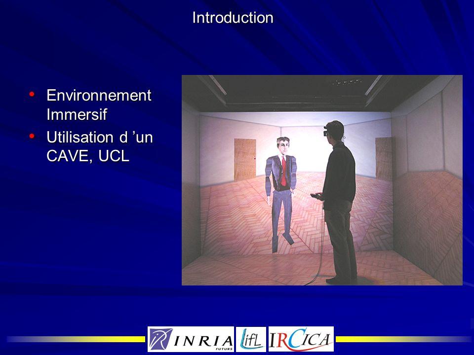 Communication gestuelle Différentes technologies de pilotage des avatars Différentes technologies de pilotage des avatars Le clone «mimétique»Le clone «mimétique» Représentation isomorphique du comportement de lutilisateurReprésentation isomorphique du comportement de lutilisateur Le clone «marionnette»Le clone «marionnette» Lutilisateur « pilote » son cloneLutilisateur « pilote » son clone