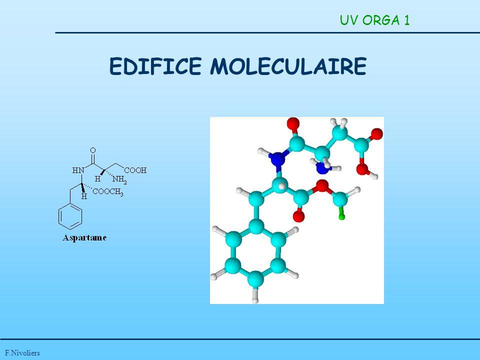 F.Nivoliers EDIFICE MOLECULAIRE UV ORGA 1