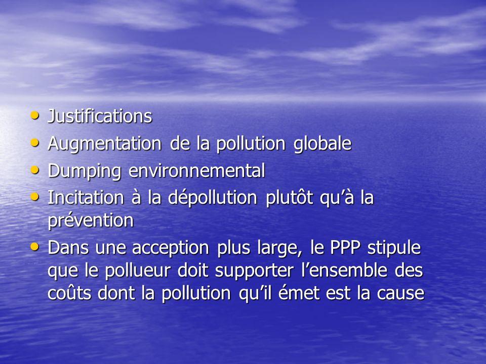 Principe pollueur-payeur Article 200-1 de la loi Barnier : Principe selon lequel les frais résultant des mesures de prévention, de réduction de la pol