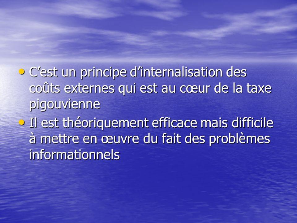 Justifications Justifications Augmentation de la pollution globale Augmentation de la pollution globale Dumping environnemental Dumping environnementa