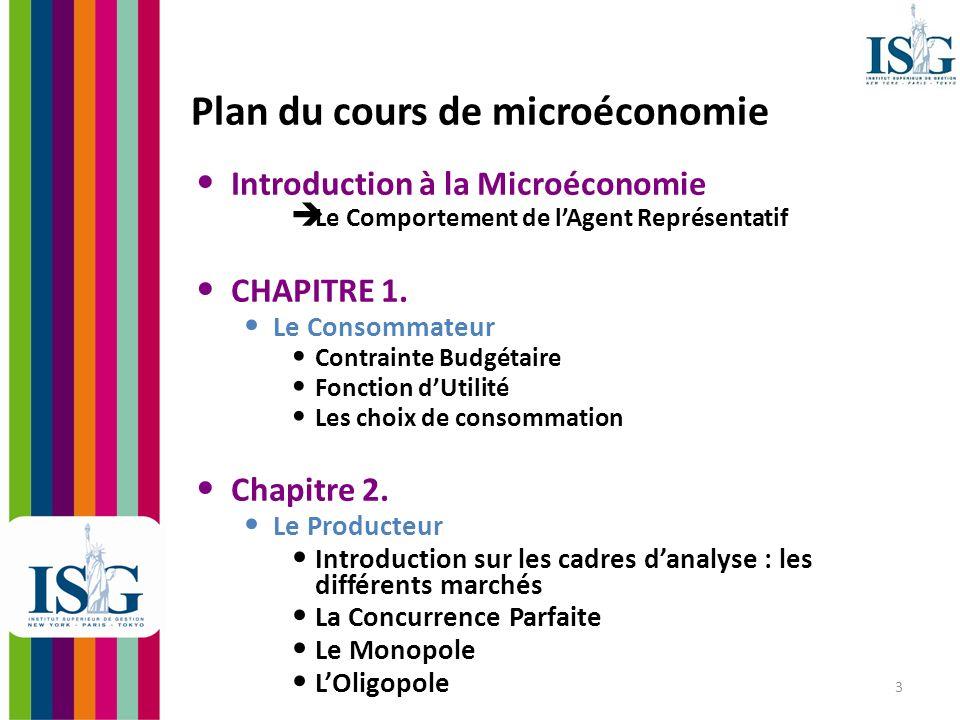 4 BIBLIOGRAPHIE Micro-Economie, R.Pindyck, D. Rubinfeld, traduction de M.