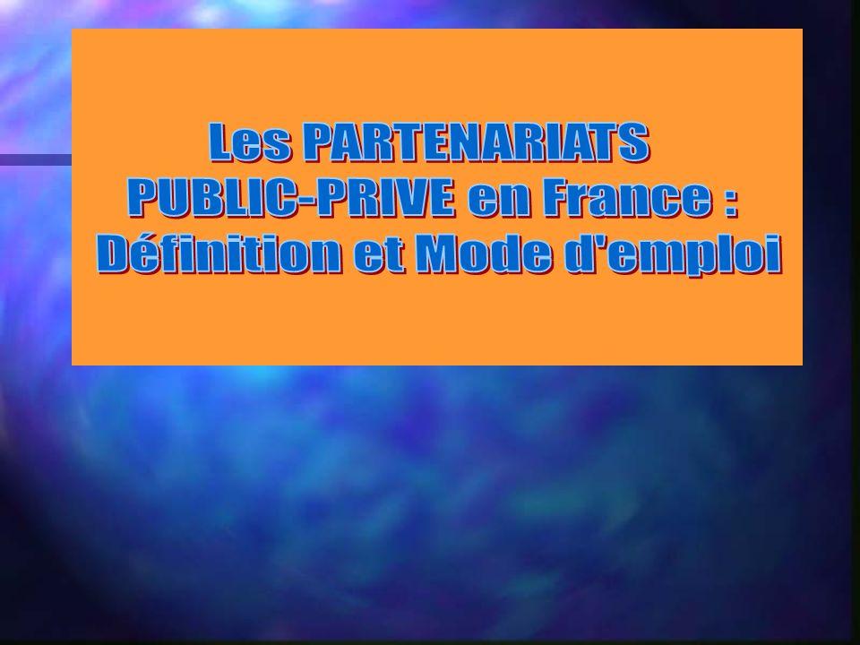 1-Promotion du nouvel outil: -Site web: www.ppp.minefi.gouv.fr -Lettres PPP… -Colloques… -Participation à divers groupes de travail sectoriels ou professionnels -Organisation du retour dexpérience et proposition dévolution du dispositif