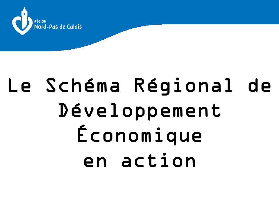 Le Schéma Régional de Développement Économique en action Mutécos - 12 Mai 2011