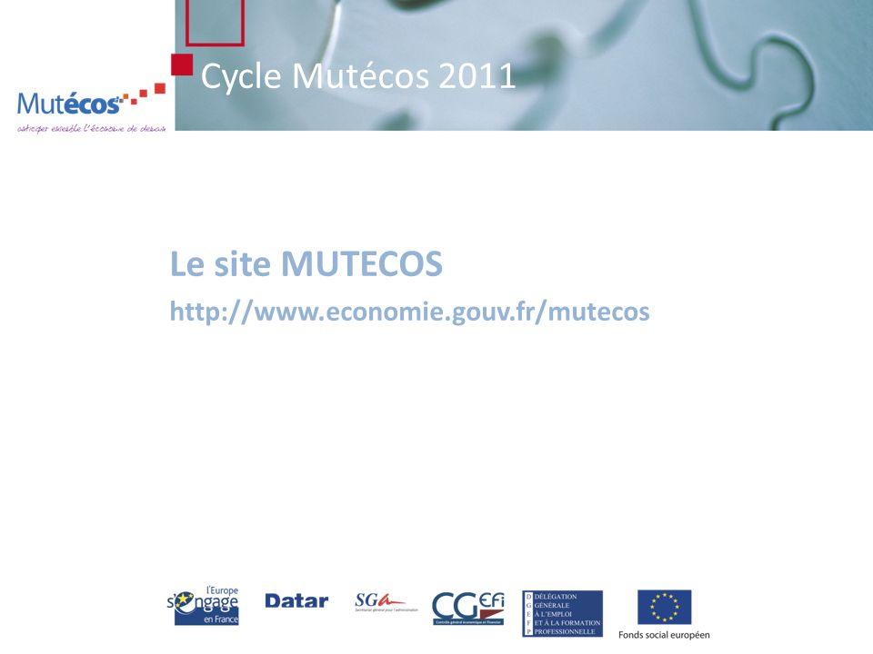 Le site MUTECOS http://www.economie.gouv.fr/mutecos