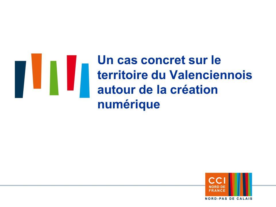 1 Un cas concret sur le territoire du Valenciennois autour de la création numérique
