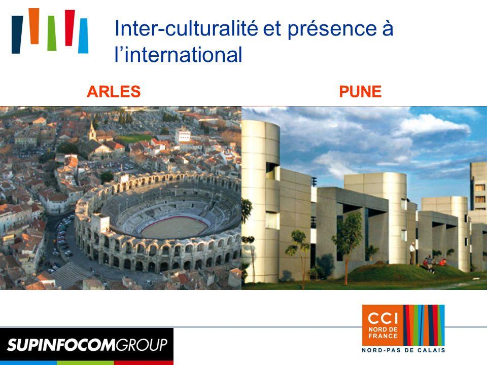 14 ARLES PUNE Inter-culturalité et présence à linternational