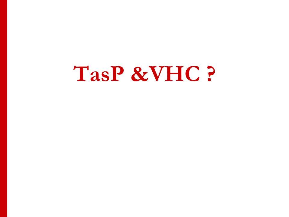 TasP &VHC