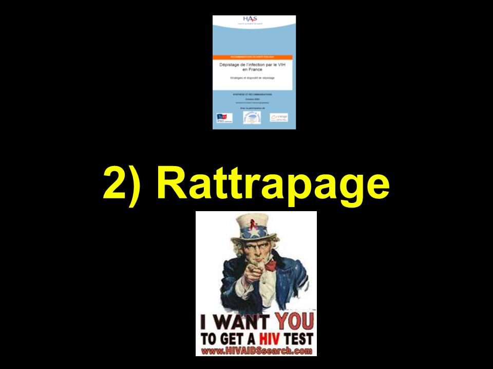 2) Rattrapage