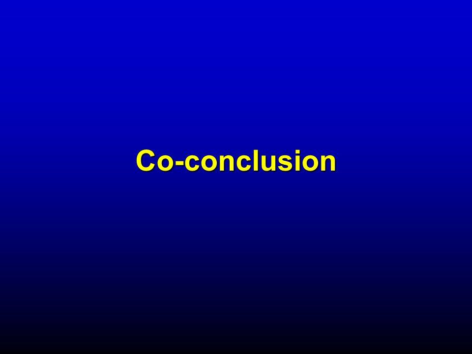 Co-conclusion Co-conclusion