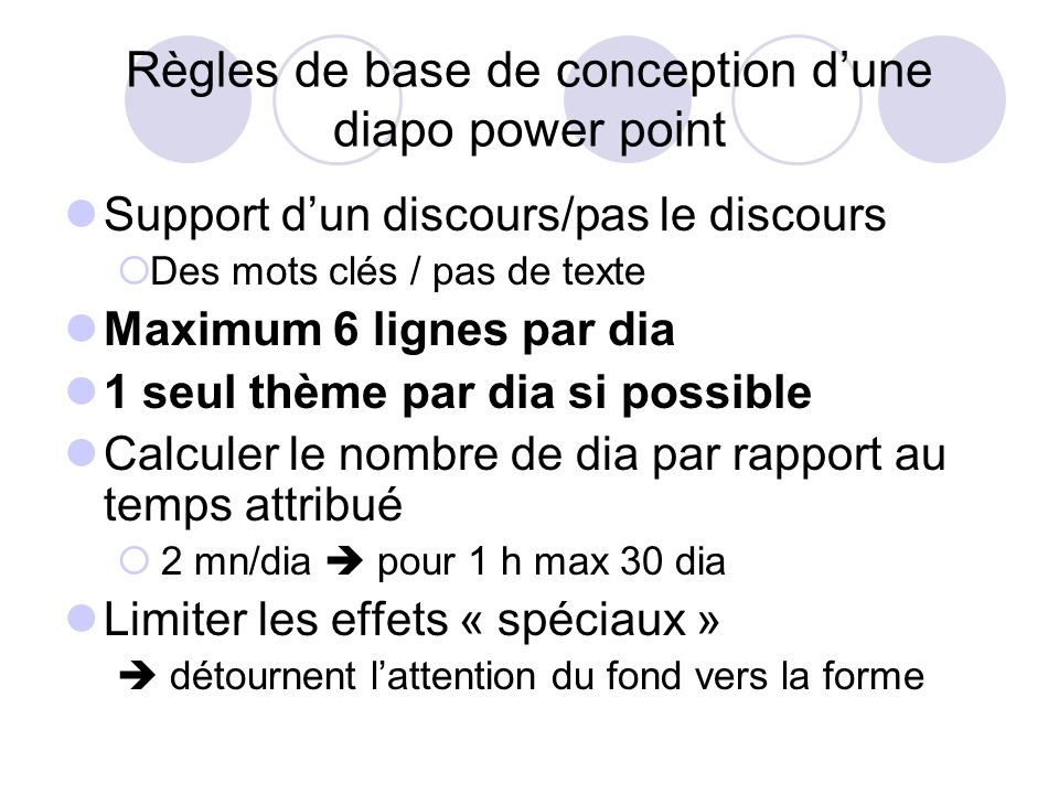 MATERIEL PEDAGOGIQUE MatérielAvantagesInconvénients Diapositives power point - Base enseignement actif ou passif - modifications en temps réel - Mémoi