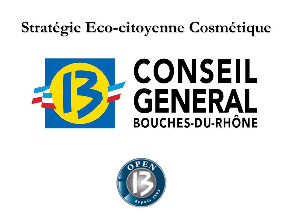 Stratégie Eco-citoyenne Cosmétique
