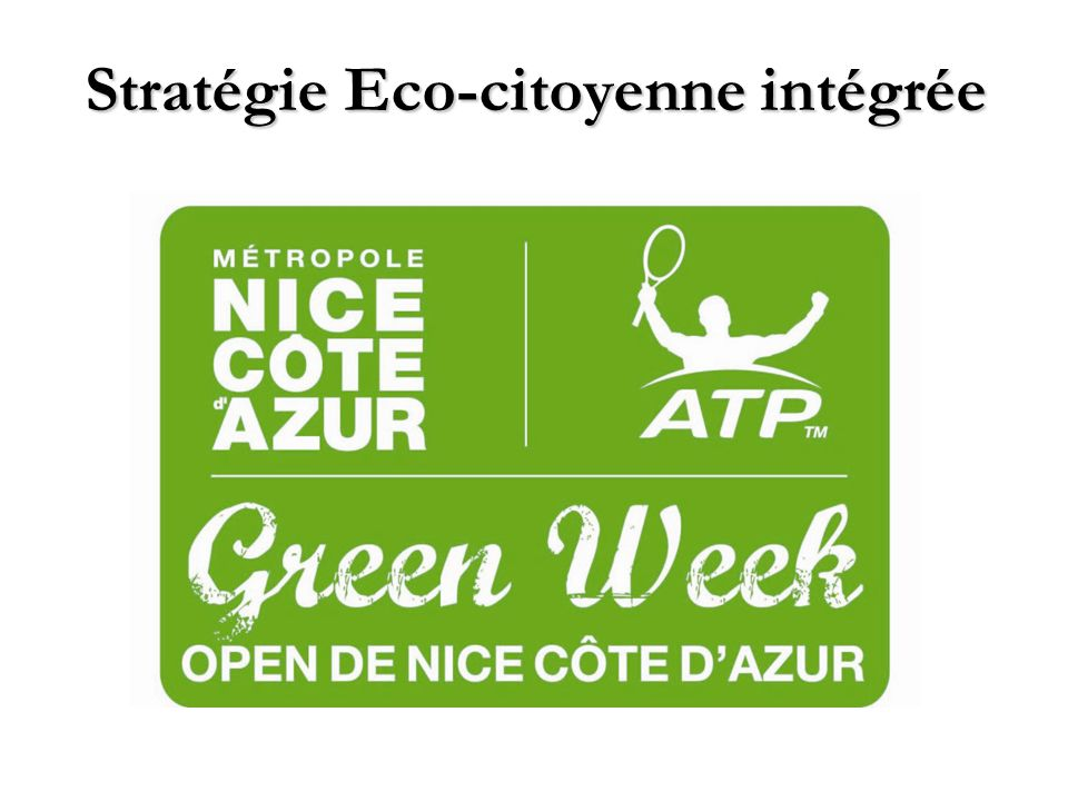 Stratégie Eco-citoyenne intégrée