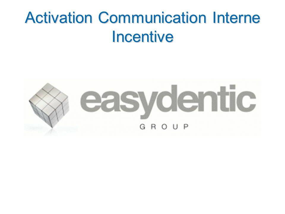 Activation Communication Interne Incentive