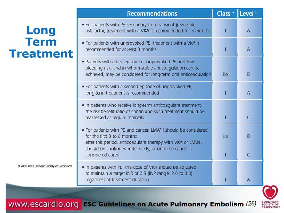 8 dec 2012 Apixaban 2,5 ou 5mg (2 XJ) vs placébo Randomisée en 1/1/1 Récurrence clinique de TVP ou EP Bleeding: Hb baisse de 2g/l ou transfusion Prétraitement par AC 6 à 12 mois