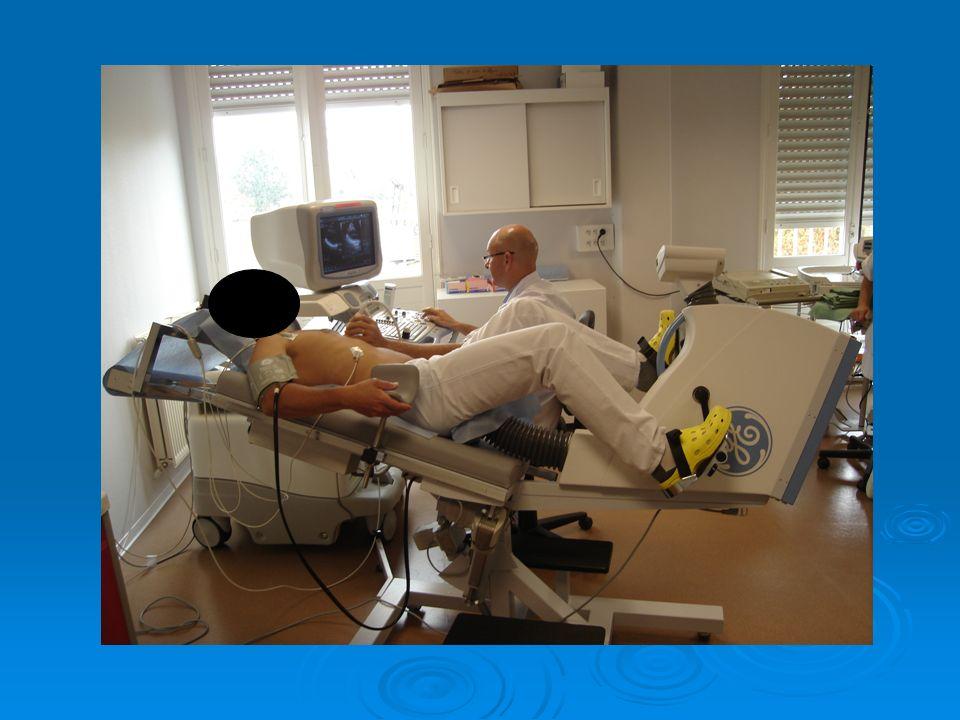 Échocardiographie à lexercice: Evaluation des valvulopathies