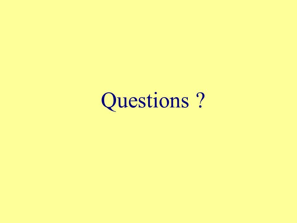 Défis Les paramètres : données ou contexte .