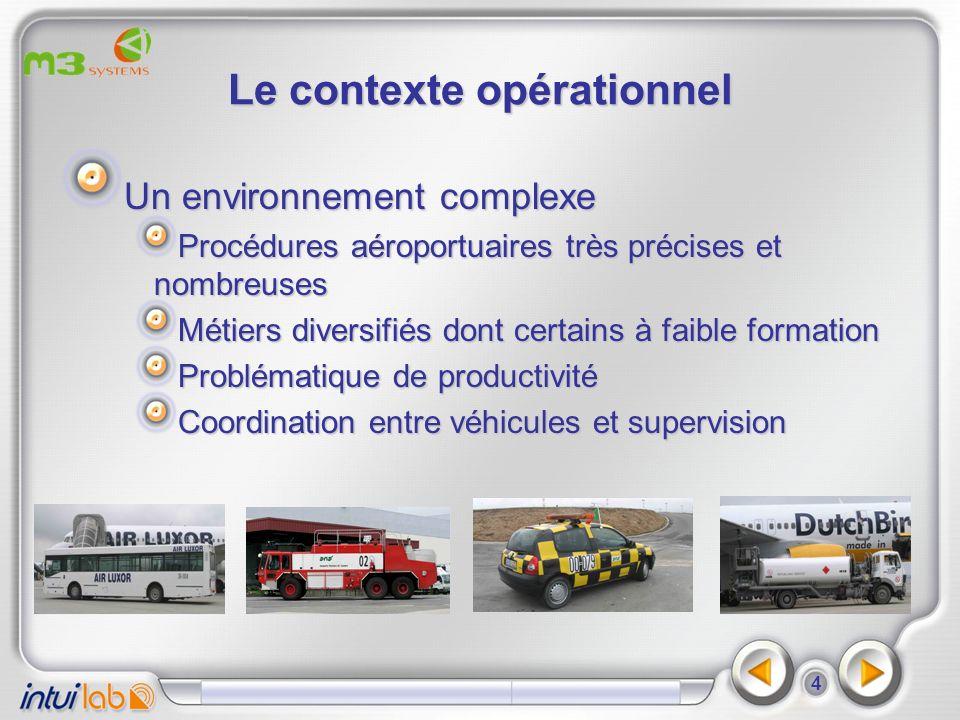 5 Les objectifs du projet Implémenter un système A-SMGCS fiable et complet Apporter des innovations sensibles pour la sécurité et la gestion des activités aéroportuaires Être pertinent au niveau opérationnel Accomplir lévolution vers un produit industriel