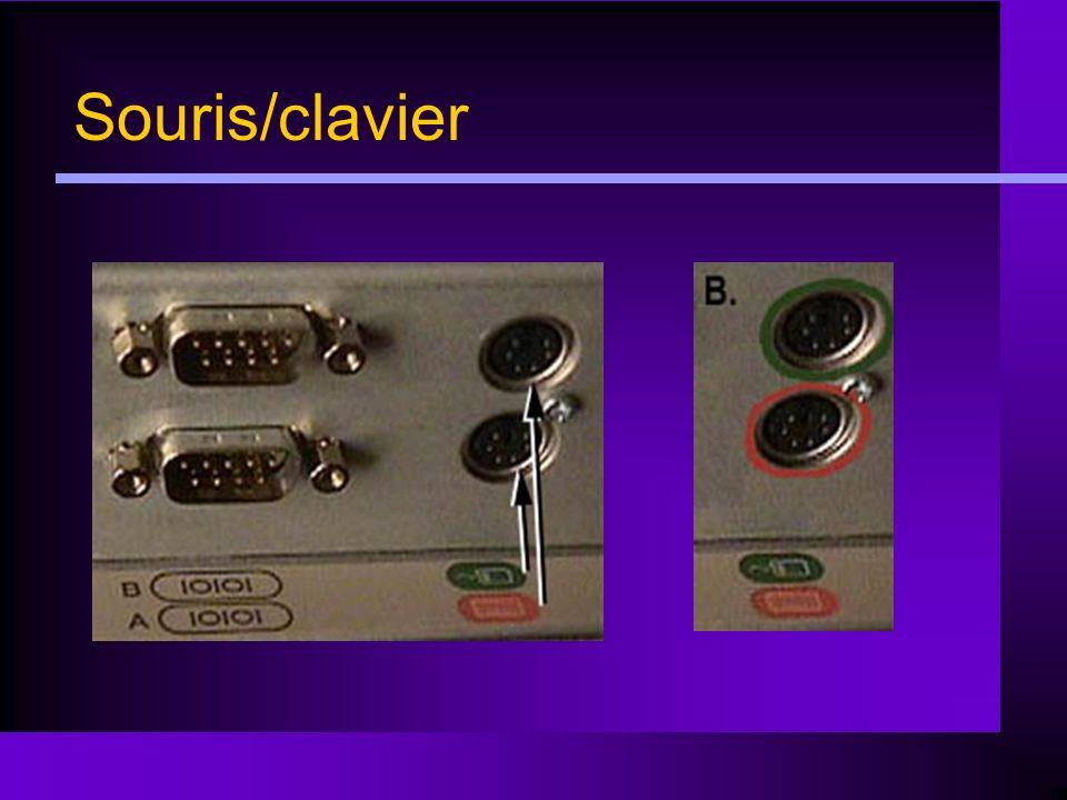 Souris/clavier