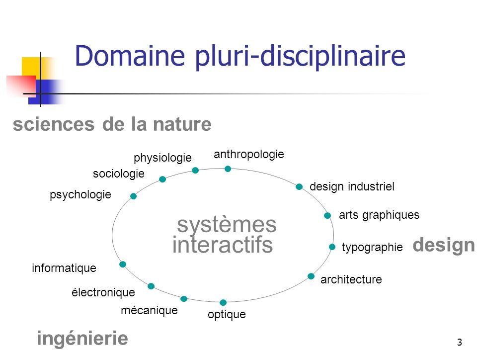 3 design psychologie sociologie anthropologie design industriel typographie arts graphiques sciences de la nature systèmes interactifs ingénierie arch